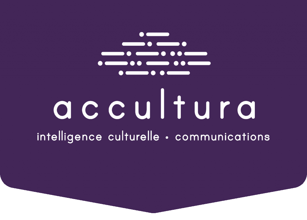 Signature Accultura avec intelligence communications et communications